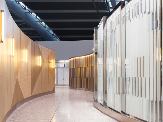 British Airways The First Wing by Universal Design Studio | Office facilities
