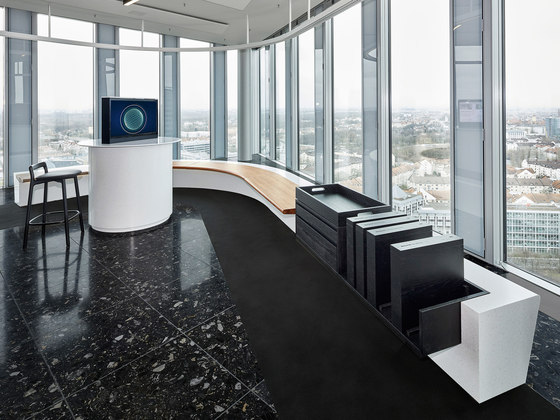 IBM Watson IoT by Universal Design Studio | Office facilities