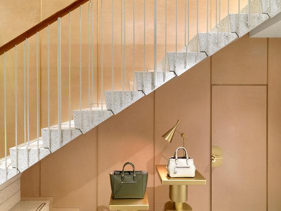 J&M Davidson de Universal Design Studio   Intérieurs de magasin