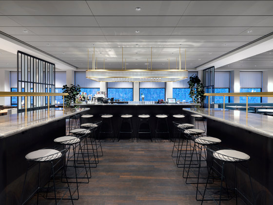 The kitchen by universal design studio restaurant interiors
