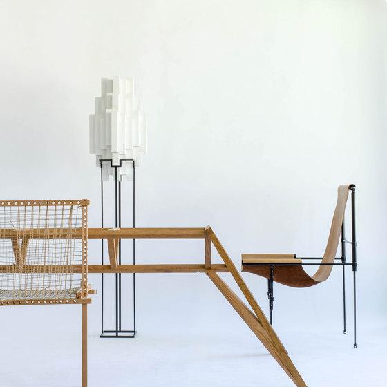 TMS 360S | Standing Lamp de Tom Strala | Prototipos