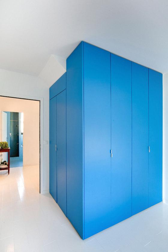 Bookshelf House di Andrea Mosca Creative Studio | Locali abitativi
