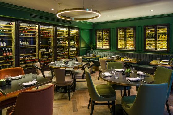 Hans' Bar & Grill by Goddard Littlefair | Restaurant interiors