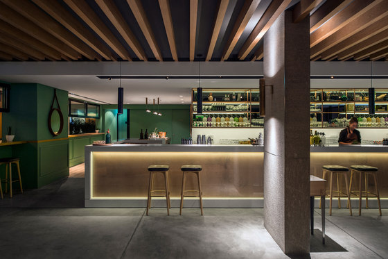 Cocktail Kitchen By Anarchitect | Bar Interiors