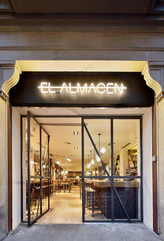 Almacen By Piedra Papel Tijera Interiorismo Restaurant