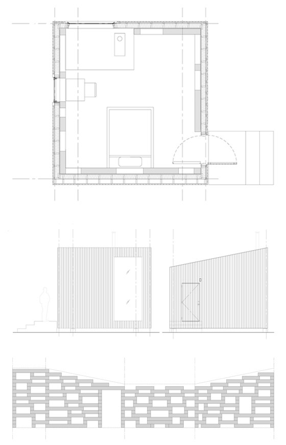 Hemmelig Rom by Studio Padron | Detached houses
