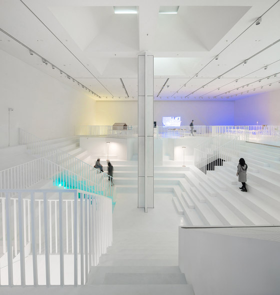 Shekou Sea World Culture and Arts Center by GD-Lighting Design | Showrooms