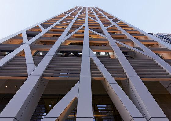 Shenzhen gemdale center by gd lighting design office buildings