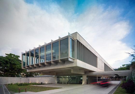 Puma Energy El Salvador Headquarter de Ruiz Pardo – Nebreda | Edificio de Oficinas