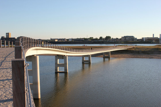 Citadelbridge de NEXT architects | Ponts