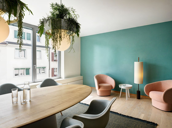 Novus Switzerland by Studio Gessaga | Office facilities