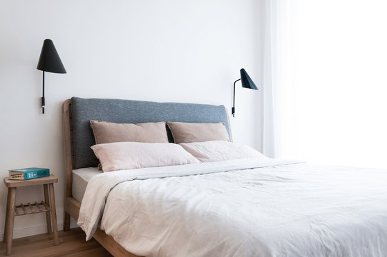 Apartment in Mitte by Studio Loft Kolasinski | Living space
