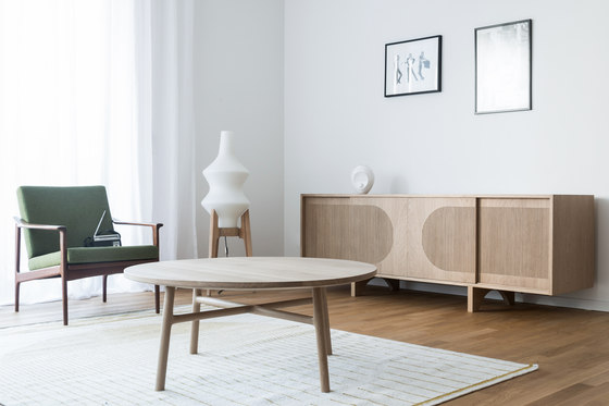 Apartment in Mitte by Studio Loft Kolasinski   Living space