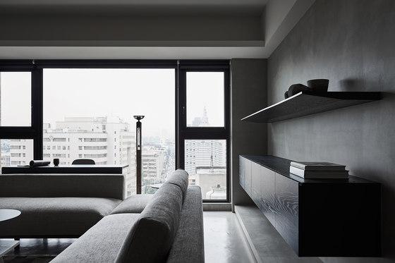 Boundary By Wei Yi Design Associates Living Space With Sofa Wei