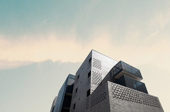 Ari by Ola Studio | Apartment blocks