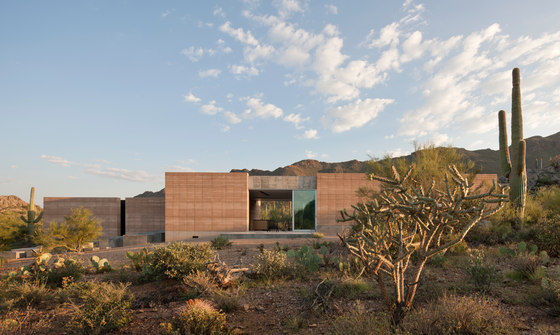 Tucson Mountain Retreat by D U S T | Detached houses
