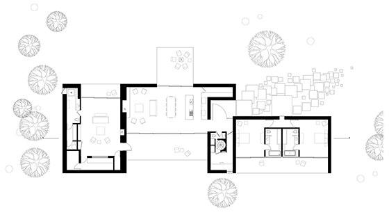 Tucson Mountain Retreat by D U S T   Detached houses