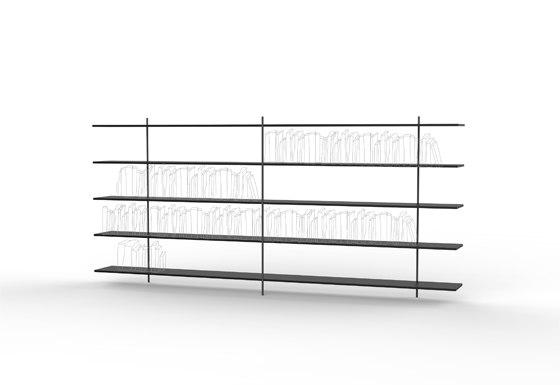 Aero Shelf for Living Divani de SHIBULERU | Prototipos