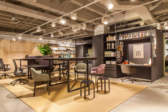 vitra at neocon 2016 by shibuleru office facilities