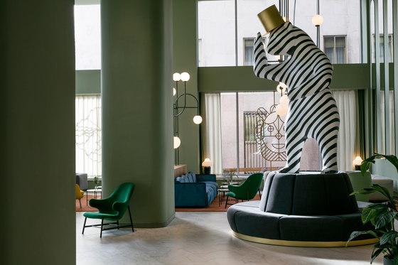 Hotel Barceló Torre de Madrid by Jaime Hayon | Hotel interiors