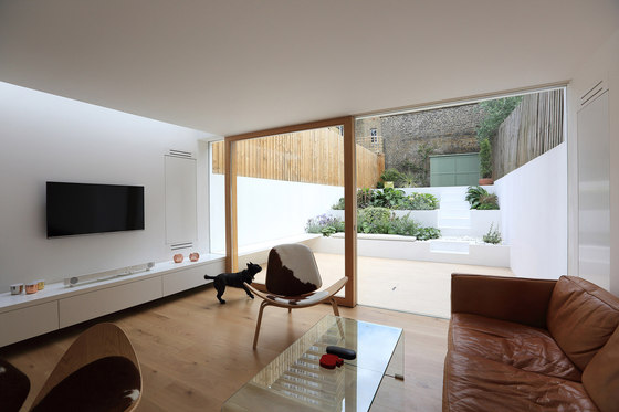 Extension To A Private House by Tamir Addadi Architecture | Semi-detached houses