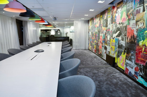 Spotify Concept by Adolfsson & Partners | Office facilities