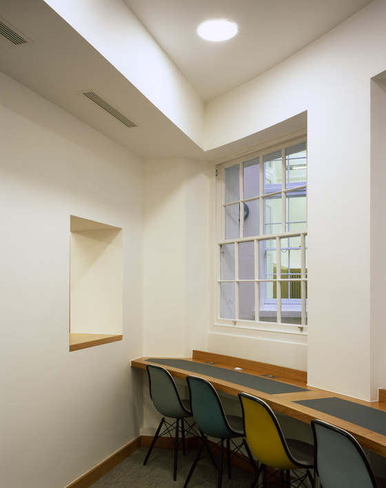 Royal Academy of Engineering by Wright & Wright Architects | Office facilities