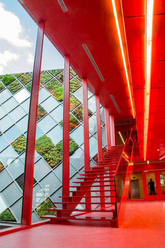 Herstal City Hall / Hotel de Ville de Herstal von Frederic Haesevoets Architecte | Bürogebäude