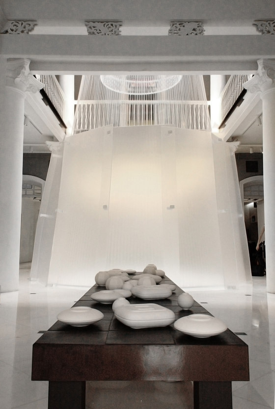 Luminous Depths by Desai Chia | Installations