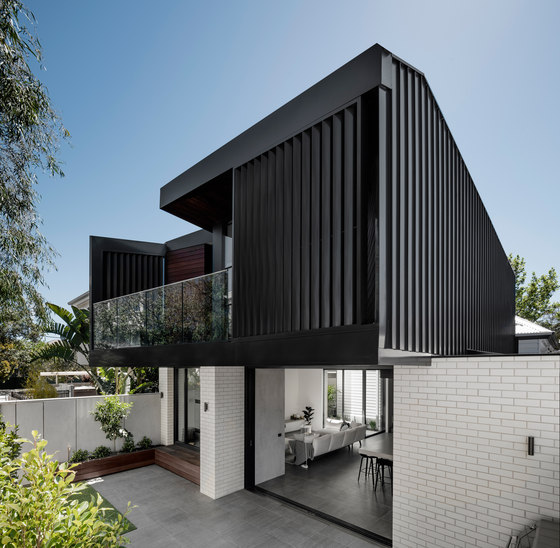 Middle Park Residence by Baldasso Cortese | Detached houses