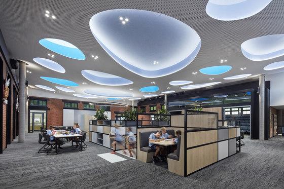 St. Monica's Senior Centre by Baldasso Cortese | Office facilities