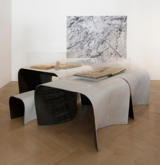 Stiff by Zeller & Moye   Installations