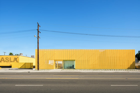 Animo South Los Angeles High School by Brooks + Scarpa | Schools