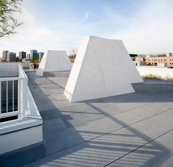 The SIX by Brooks + Scarpa   Apartment blocks