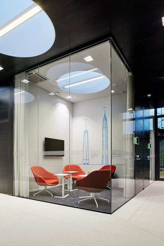 Outokumpu office by Fyra | Office facilities