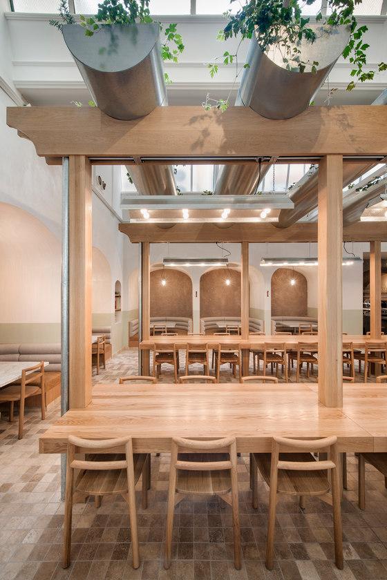Osteria Oggi by Studio Gram | Café interiors
