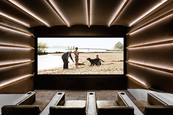 Kino Cumberland von Barefoot Design | Kinokomplexe