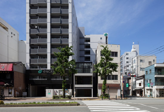 Kotemon Bldg. by Movedesign | Apartment blocks