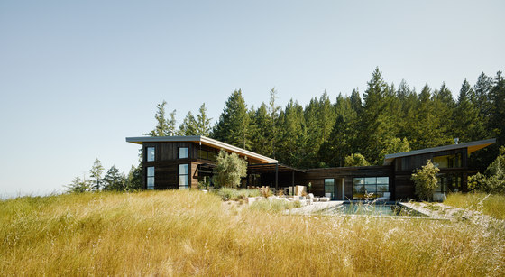 SONOMA WINE COUNTRY I by Feldman Architecture | Detached houses