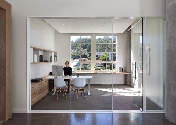 Presidio VC Offices by Feldman Architecture | Office facilities