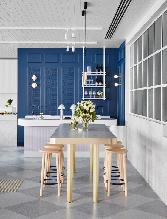 Middletown by Studio Tate | Café interiors