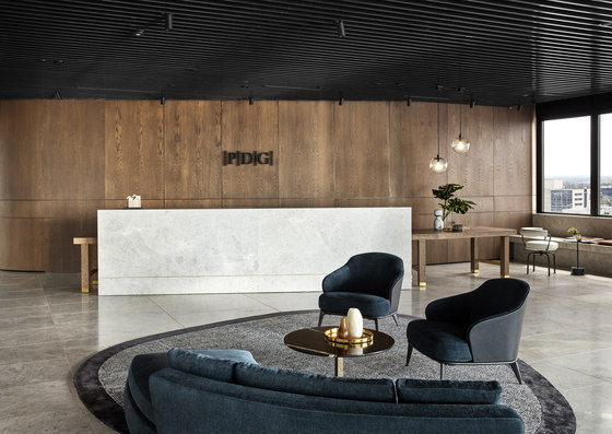 PDG by Studio Tate | Office facilities