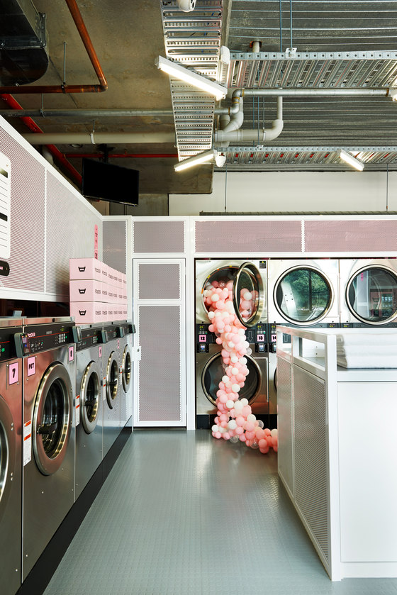 Laundry by Studio Tate | Shop interiors