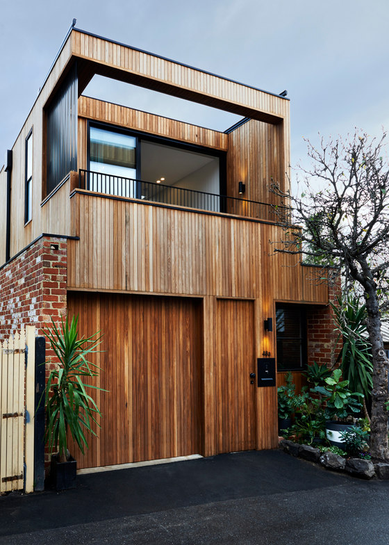 Y Residence by Studio Tate | Detached houses
