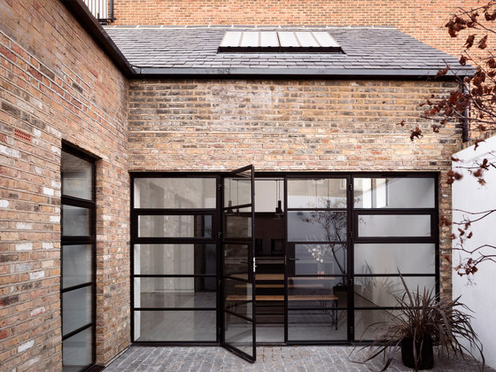 Defoe Road by Paper House Project | Semi-detached houses
