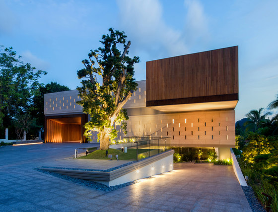 House X by Limelight Atelier | Detached houses