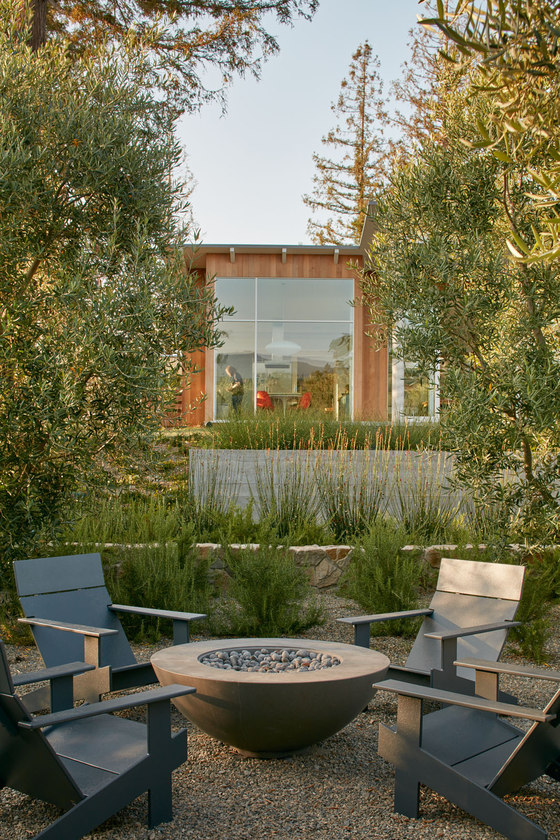 Silicon Valley Residence by Malcolm Davis Architecture | Detached houses