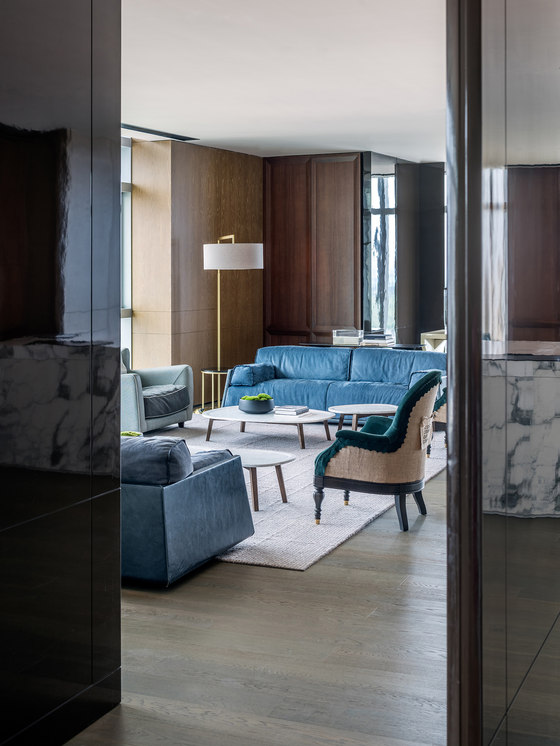 Louvre Sofitel Hotel in Foshan by CCD/Cheng Chung Design | Hotel interiors