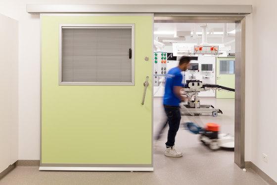 Neubau Klinikum Crailsheim di nora systems | Riferimenti di produttori