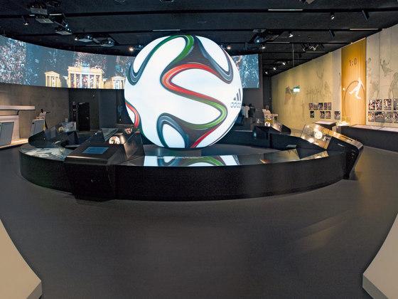 Deutsches Fußballmuseum Dortmund di nora systems   Riferimenti di produttori